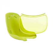 Boon Flair Chair Seat Pad Plus Tray Liner, Green