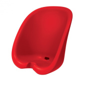 Brother Max Scoop Highchair Seat Insert - Red