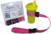 PBnJ Baby SippyPal Cup Holder, Pink
