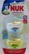 Gerber Nuk Newborn Orthodontic Pacifier Latex Size1, Colours Vary