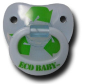 Billy Bob Eco Baby Pacifier