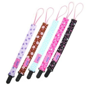Baydis Baby Pacifier Holder, Random Colour