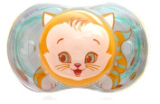 RaZbaby Keep-It-Kleen Pacifier, Kit Kitty