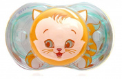 RaZbaby Keep-It-Kleen Pacifier, Kit Kitty
