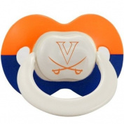 Virginia Cavaliers Two Tone Logo Pacifier