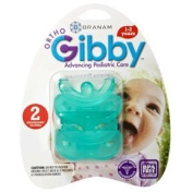 R G Medicalises Pacifier Ortho-Gibby Tddlr Grn Size