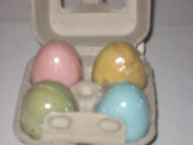 Scented Egg Soap (4 Pack)