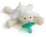 WubbaNub Infant Pacifier - Lamb