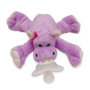 Happy Hippo Paci-Plushies® Shakies