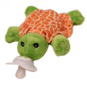 Tickles Turtle Paci-Plushies® Shakies