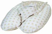 Candide Baby Group Multirelax 7.6cm 1 Maternity Cushion Pillow, Beige with Dots