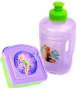 Disney Fairies Tinkerbell Lunch Set
