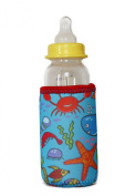 Kidzikoo Baby Bottle/Sippy Cup Insulator - Sea Life