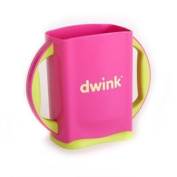 """Dwink"" The Universal Drink Box Holder - Pink"