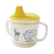 JUNGLE ANIMALS SIPPY CUP