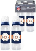 Chicago Bears Baby Bottles - 2 Pack
