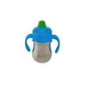 "JIP Blue/Green Sipper Cup ""For Cool Babies"""