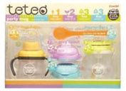 Teteo Party Mug, Sippy Cup/Spout Cups for Toddlers
