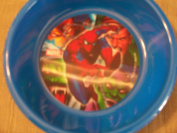 Spiderman Villians Bowl
