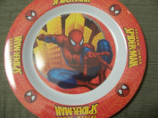 Spiderman Spidersense Melamine Tableware ~ Plate