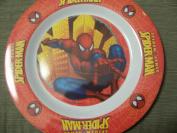 Spiderman Spidersense Melamine Tableware ~ Plate