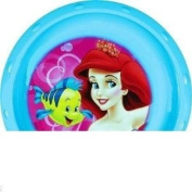 Disney Little Mermaid Ariel Kids Plastic Lunch Dinner Snack Plate
