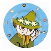The Moomins - Moomin Snufkin Melamine Plate