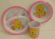 Tweety Bird Dinnerware Set