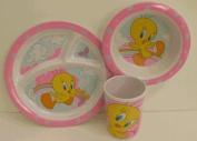 Tweety Bird Dinnerware Set