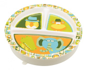 Sugarbooger Divided Suction Plate, It's a Jungle