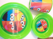 Sesame Street Group Tablesetting