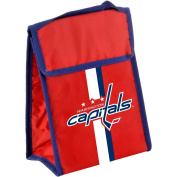 NHL Washington Capitals hook and loop Lunch Bag