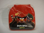 Angry Birds Space Lunch Bag with Water Bottle - Red