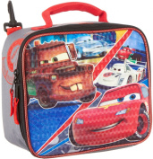 Fast Forward Rectangular Lunch Bag - Cars