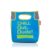 Art and Cook Small Thermal Lunch Bag, Chill Out Dude