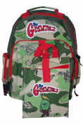The Grawzulz Backpack & Lunch Bag Set