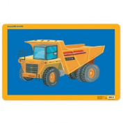 Crocodile Creek - Dumptruck Placemat