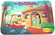 The Flinstones Children's Table Mat, Fun Games for the Kids! Easy to Wash Too!