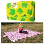 KF Baby Feeding & Play Mat - Friendly Frog