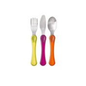 Tommee Tippee 3 Count Toddler Cutlery Set