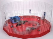 Small Animal Play Pen Mat Cover