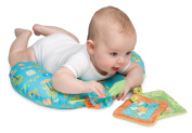 Boppy Tummy Time Pillow, Honeybee 123