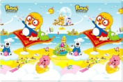 Parklon Soft Playmat - Pororo Alphabet / Magic Carpet