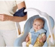 Carrier Comfort Cushion - Pads Moms Arms for Carrying Comfort