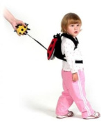 Safe 2 Go Deluxe 2-in-1 Backpack Harness