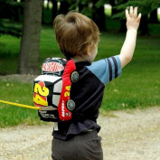 Baby Sherpa Safe2Go Child Safety Harness with tether, Jeff Gordon NASCAR with Chequered Flag