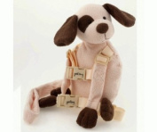 Goldbug Harness Buddy Ivory Dog