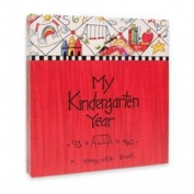 My Kindergarten Year Memory Book