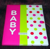 Amy Coe Baby Book Pink Dot