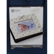 JCPenney Home Collection BABY BLOCKS Mini Photo Album 10.2cm x 15.2cm